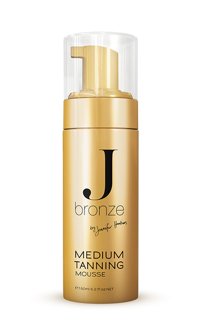 J'BRONZE - MEDIUM Tanning Mousse 150ml