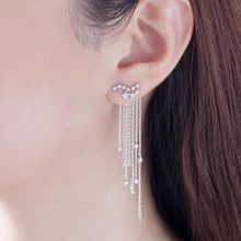 Wanderlust & Co - Starry Skies Earrings / Silver