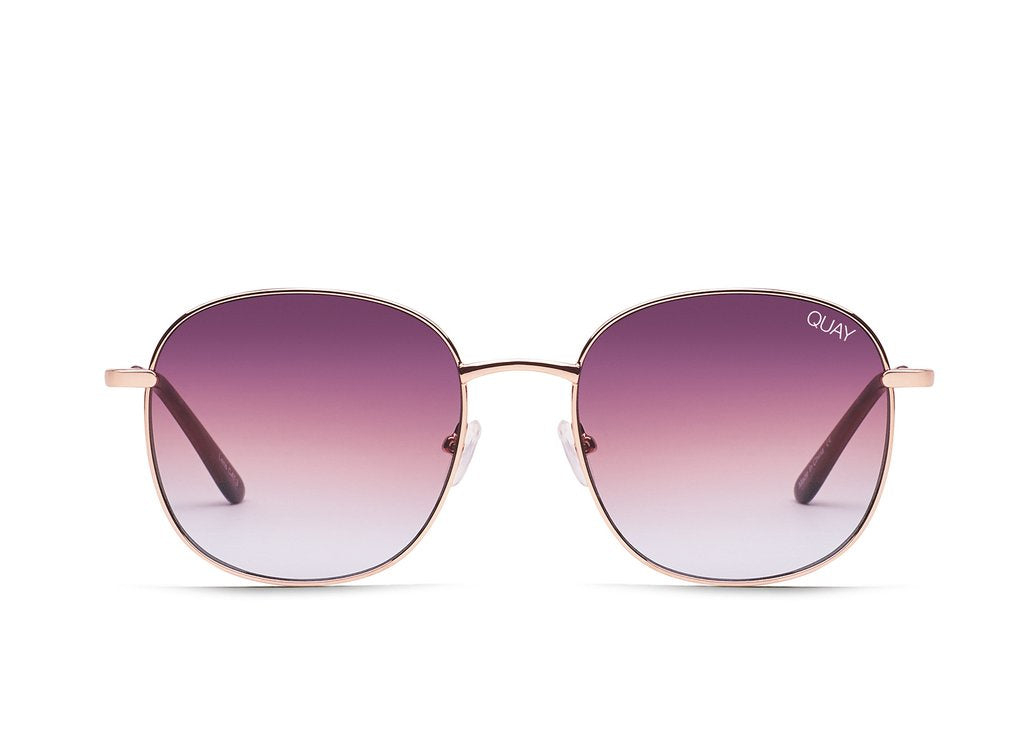 QUAY - JEZABELL - ROSE/PURPLE FADE LENS