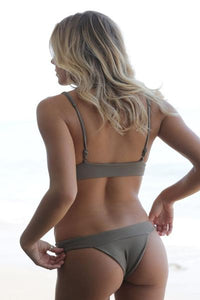 MARYGRACE SWIM - Banned Bottom/Mineral Rib