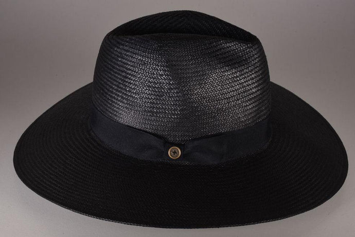 THE YUUGEN HAT/BLACK