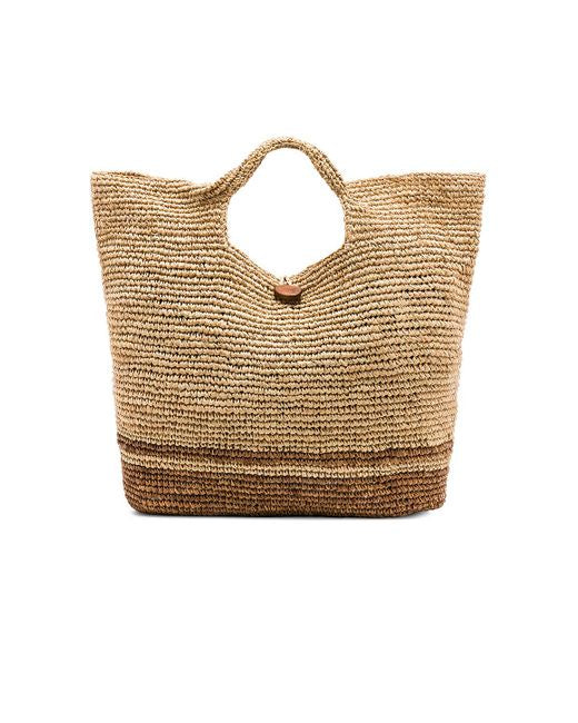 VITAMIN A - TASH TOTE/NATURAL