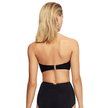 JETS - D_DD UNDERWIRE BANDEAU TOP/BLACK