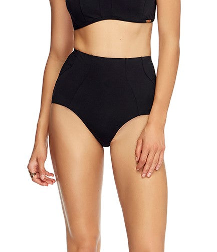 JETS - CONTOUR HIGH WAIST PANT BLACK