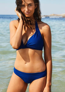 SEA LEVEL - RIVIERA RIB REGULAR BIKINI PANT/OCEAN BLUE