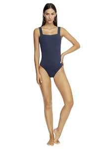 JETS - SQUARE NECK ONE PIECE