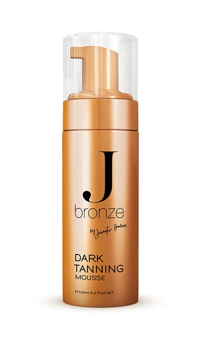 J'BRONZE - DARK Tanning Mousse 150ml
