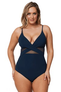JETS - CONTOUR CROSS OVER ONE PIECE/MIDNIGHT