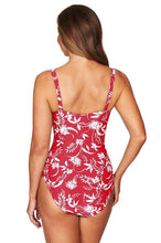 SEA LEVEL - TWIST FRONT MULTIFIT ONE PIECE/PAPRIKA