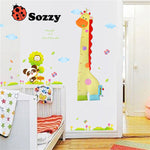 Height Chart Measure & Wall Decoration