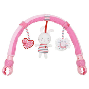 Hanging Rattle / Sensory Toy For Crib & Stroller - StrawberryDaze