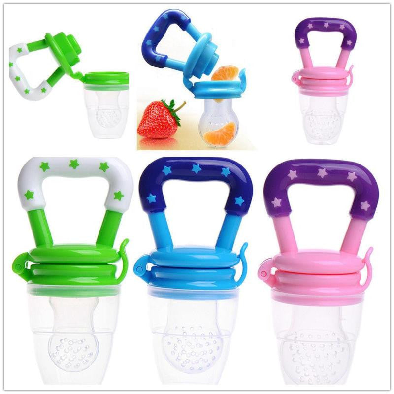 Hot Sale!! Baby Fruit Feeder Teething Toy - StrawberryDaze