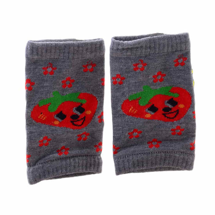 SALE! Strawberry Print Baby Knee Pads or Leg Warmers - StrawberryDaze
