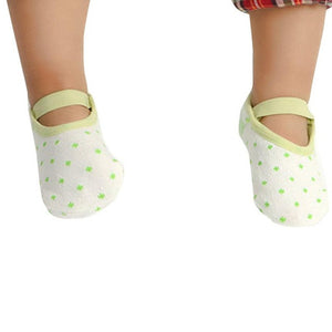 New Cotton Anti Slip Socks For Boy & Girl Baby Accessories - StrawberryDaze