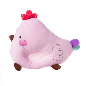 Newborn Baby Soft Pillow Prevents Flat Head - Unisex Chick Design 0-12M - StrawberryDaze