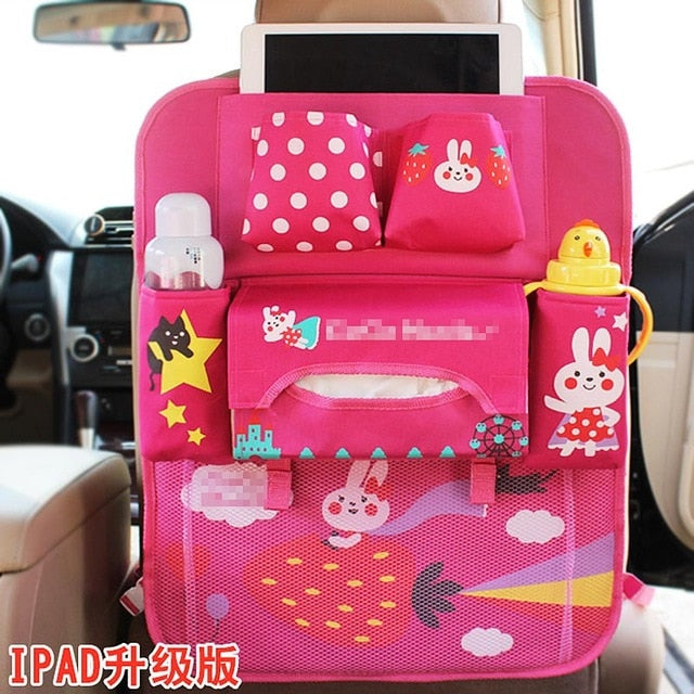Waterproof Universal Baby Stroller & Car Bag Organizer - StrawberryDaze