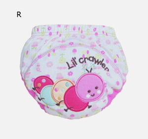 Waterproof Reusable Cotton Diapers