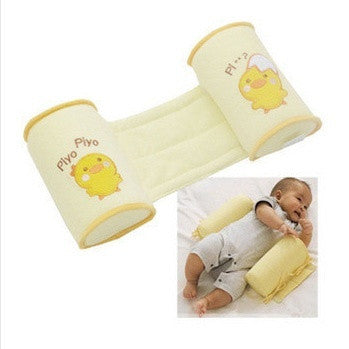 HOT SELL! Baby Cotton Anti Roll Support Pillow - StrawberryDaze