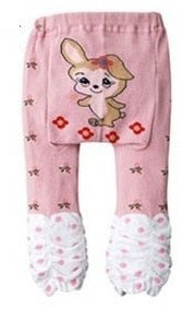 Animal Style Baby Leggings For Girls & Boys 1 Piece - StrawberryDaze