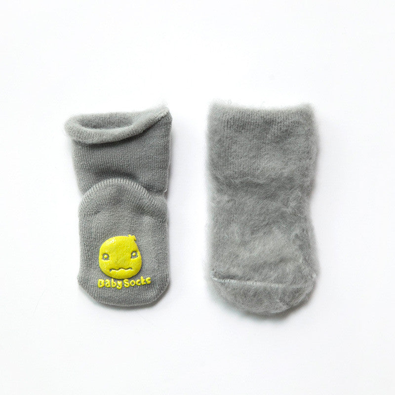 Thick Baby Terry Socks