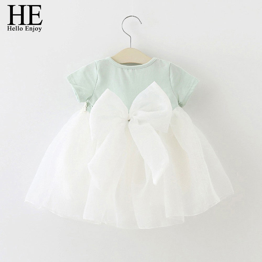 HE Hello Enjoy Baby Girl Special Occasion Dress 3M - 4T