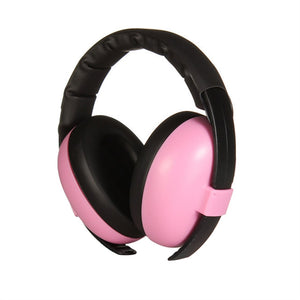 Baby Hearing Noise Reduction / Protection Earmuff for 0-24 Months - StrawberryDaze