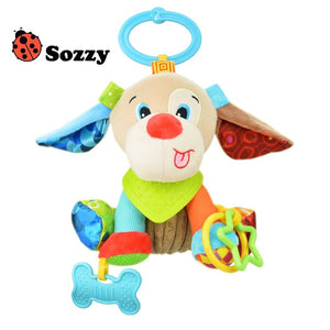 Multi Function Rattle For Hanging Crib, Stroller or Play