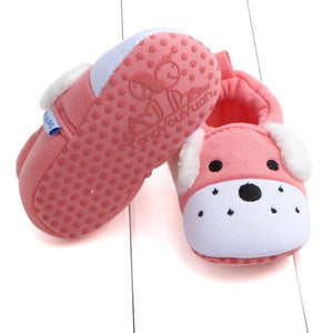 Animal Soft Sole Non-slip Baby Shoes