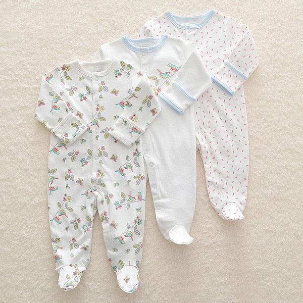 Assorted Romper 3pcs