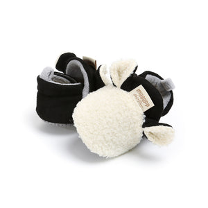 Soft Sole Plush Shoes