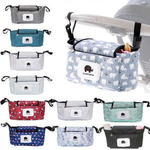 Compact Diaper Bag For Stroller