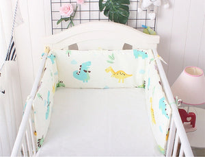Nordic Stars Design Baby Bed Thicken Bumpers