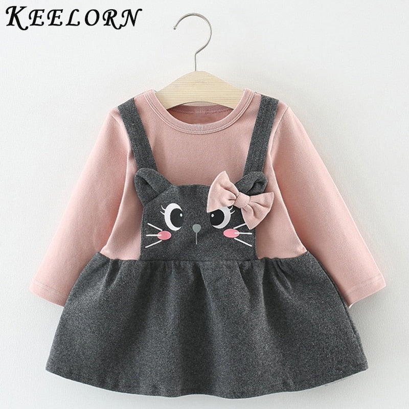 Adorable Character Baby Girl Dresses