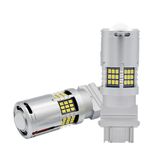 3157 Canbus LED Bulb - 60 SMD LED with Lens (2 pack)