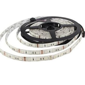 16ft RGB LED Strip Roll - Non-Waterproof - 12V