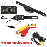 Rear View Night Vision Backup Camera