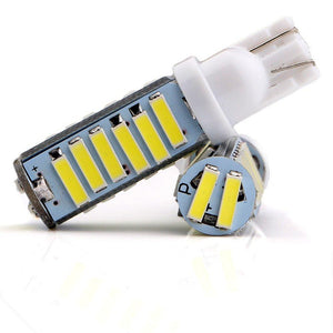 194, 168, T10 LED Bulbs - 20 SMD (2 Pack)