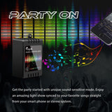 Truck Bed LED Lighting Kit - Multi Colored - Remote Operated - Sound Activated