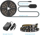 Dreamcolor LED Strip Light Kit - Color Changing LED Tape Light - 12V - Waterproof - 5M/16.4FT