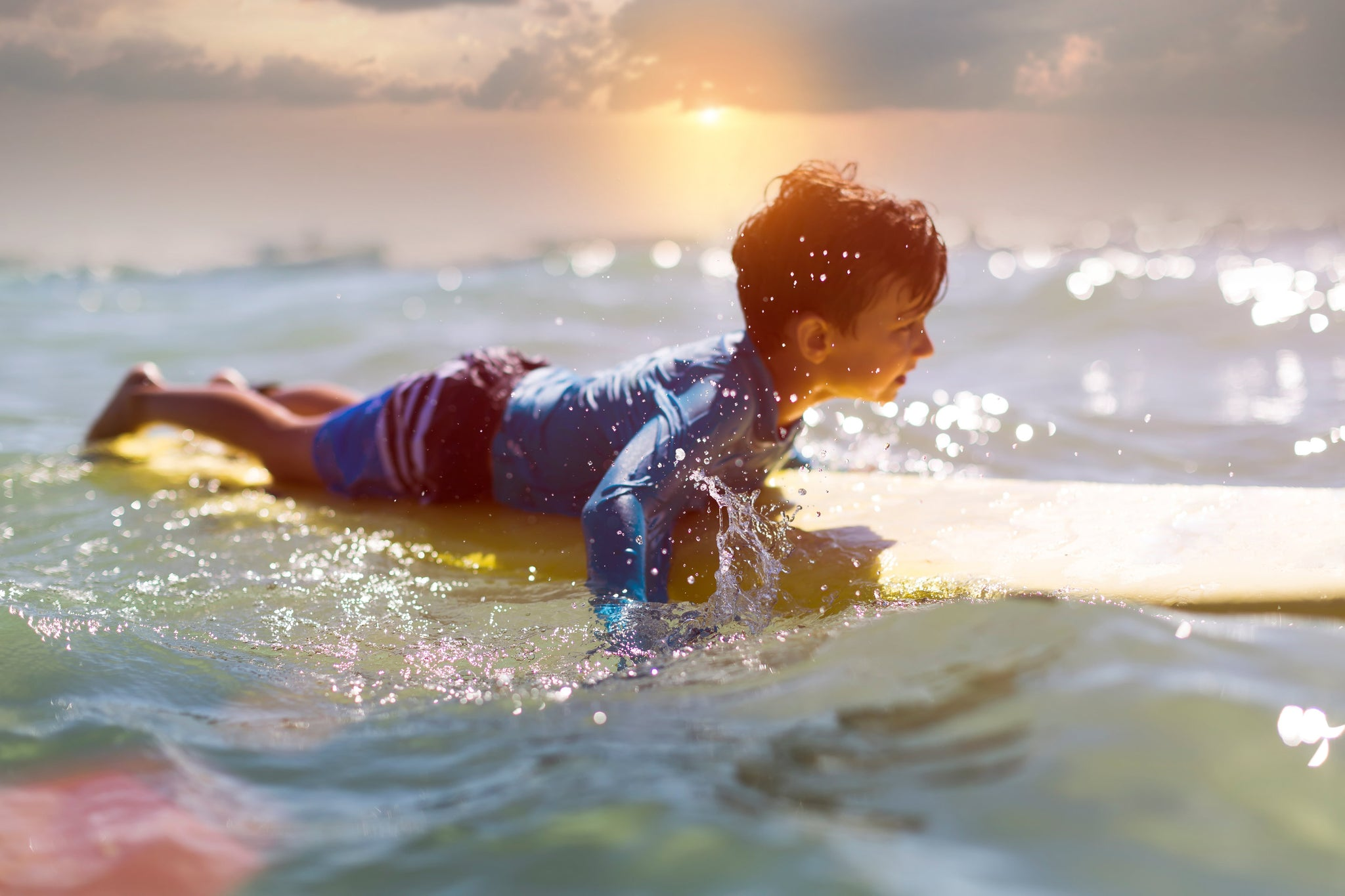 5 Tips To Introduce Your Child to Surfing
