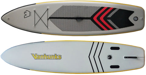 Vanhunks Spear iSUP board