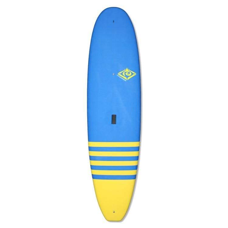 7'6 Progressive Soft Top Funboard Surfboard