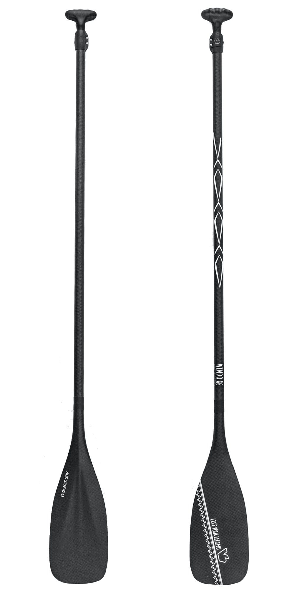 Vanhunks Carbon Adjustable Paddle