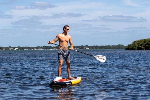 Vanhunks Spear Touring Inflatable SUP