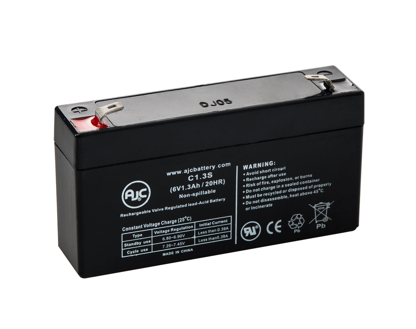 alarm battery image