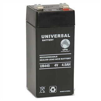 Universal UB445 4V 4.5Ah Sealed Lead Acid Battery