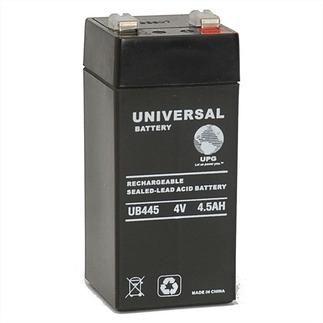 Wu s Tech UPS1800VA1GR 4V 4.5Ah Wheelchair and Mobility Replacement Battery