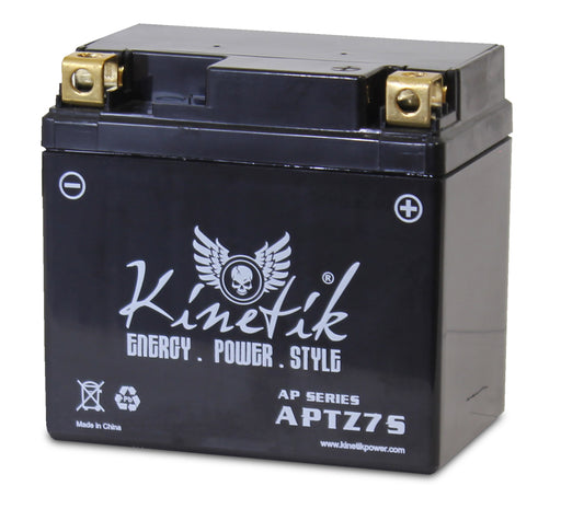 ATK 125cc 125 DS Motorcycle Replacement Battery Year 2003: BatteryClerk.com
