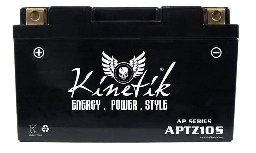 Kawasaki ZX10R, ABS 1000cc Motorcycle Replacement Battery (2011-2017)