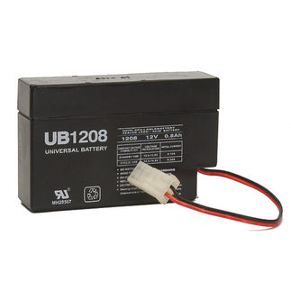 GS Portalac PE12V0.7 12V 0.8Ah Emergency Light Battery